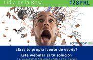¿Eres tu propia fuente de estrés? Este webinar es tu solución #28PRL #Webinar