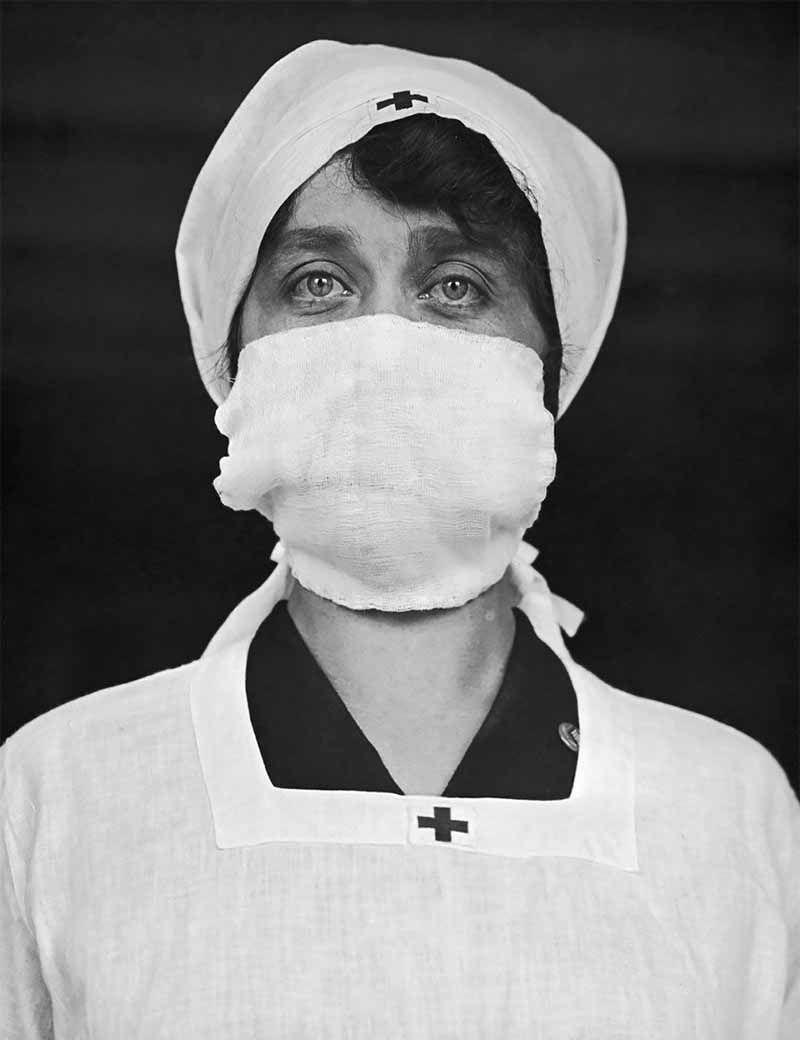 Oficios antiguos y peligros: Sanitarias/os