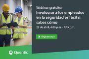 Involucrar a los empleados en la seguridad es fácil si sabes cómo #webinar