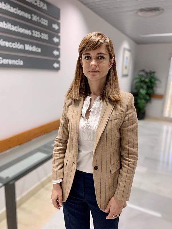 Mª Dolores Soto, nueva gerente del Hospital Asepeyo Coslada