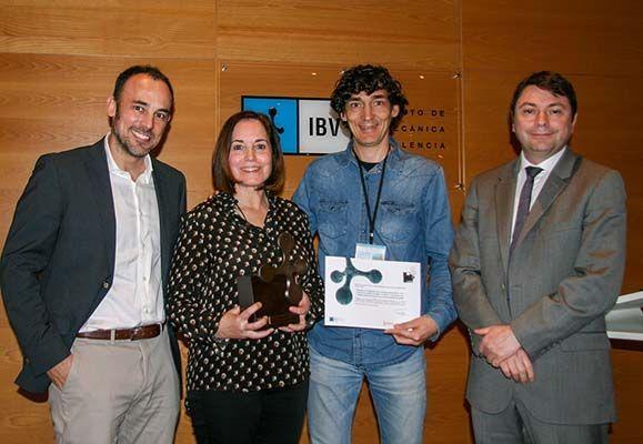 Unión de Mutuas recibe el Premio de Valoración Funcional por estudio biomecánico del latigazo cervical