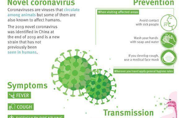 El coronavirus (COVID-19) y la seguridad y salud en el lugar de trabajo