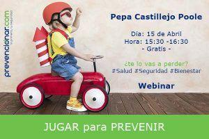 webinar jugar para prevenir