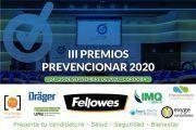 Premios Prevencionar 2020 #Independencia