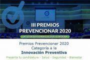 ¿Estás Innovando frente al Covid-19? - Preséntate a los Premios Prevencionar