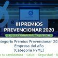 Premios Prevencionar 2020