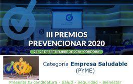¿Te gustaría ser la PYME Saludable del año 2020?