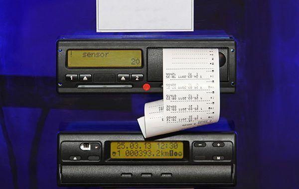 No lo olvides: Manipular el tacógrafo, es un delito