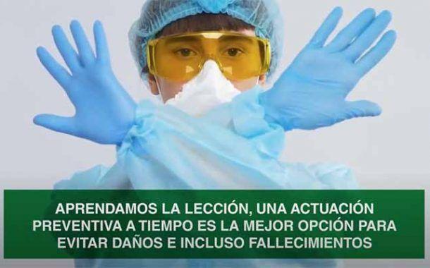 Manifiesto Día Mundial de la Seguridad y Salud en el Trabajo