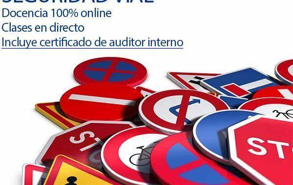 Fórmate como Auditor Líder ISO 39001 - Gestión de la Seguridad Vial -