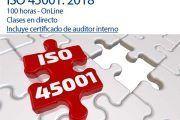 Curso Auditor Líder ISO 45001 - Edición Septiembre -