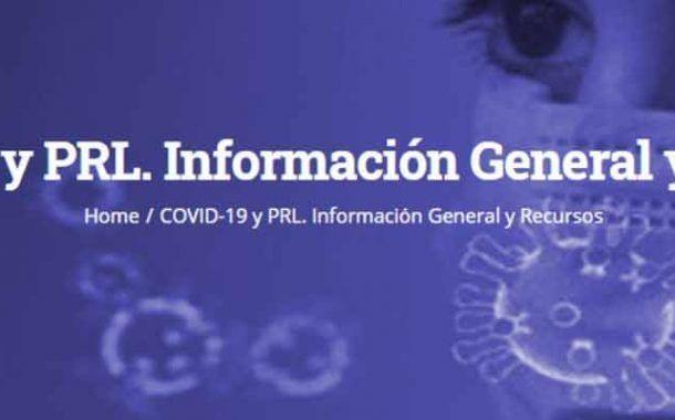 CROEM lanza en su web la sección Covid-19 y Prevención de Riesgos Laborales