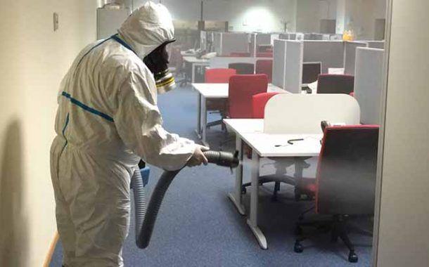 Los empresarios redoblan sus esfuerzos en la Seguridad y Salud Laboral como consecuencia del COVID-19