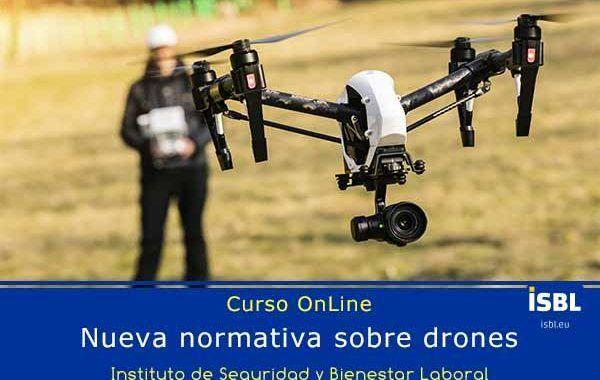 Curso OnLine: Nueva normativa sobre drones