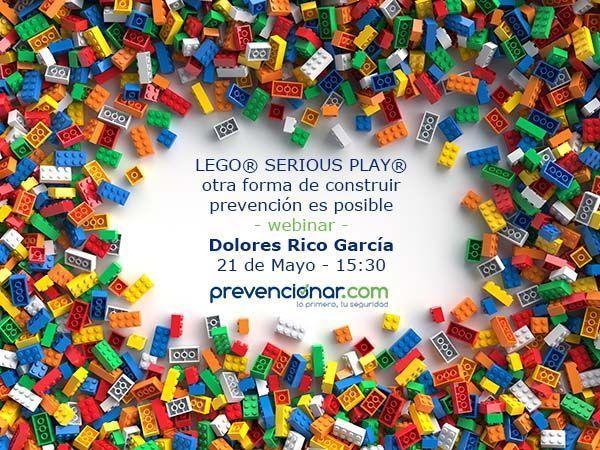LEGO® SERIOUS PLAY® otra forma de construir prevención es posible