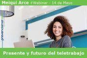 Presente y futuro del teletrabajo #webinar