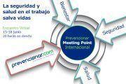 3.298 profesionales asisten al I Prevencionar Meeting Point