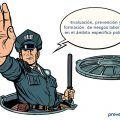 Evaluación, prevención y formación de riesgos laborales en el ámbito especifica policial