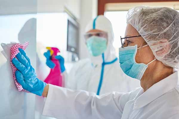 SGS verifica los protocolos de desinfección de COVID-19
