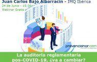 La auditoría reglamentaria pos COVID-19, ¿va a cambiar? #webinar