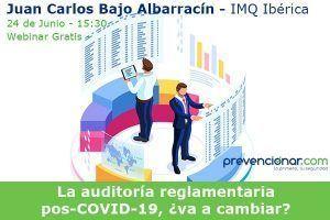 La auditoría reglamentaria pos COVID-19, ¿va a cambiar?