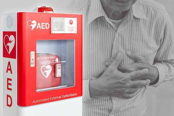 El centro de trabajo o establecimiento cardioprotegido es un seguro sanitario en la reapertura post-pandemia