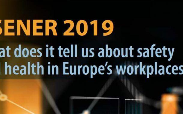 Resultados encuesta ESENER 2019 en formato interactivo