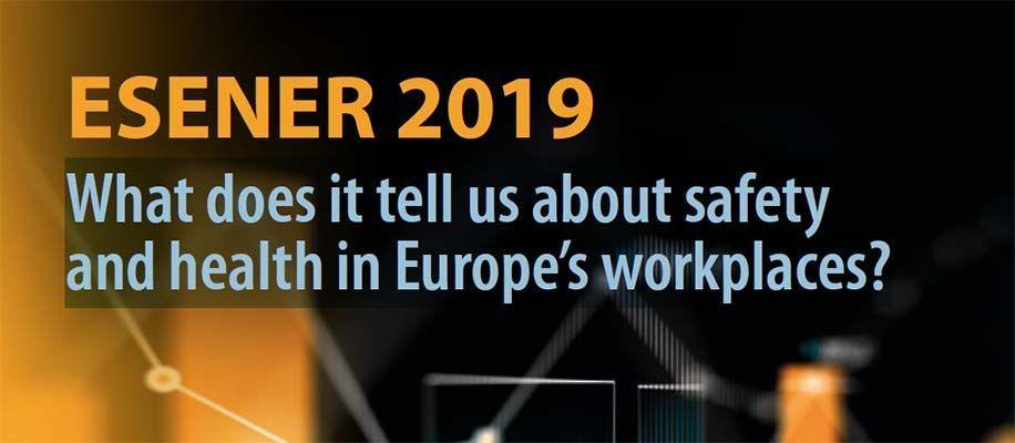 ESENER 2019: Riesgos psicosociales y TME las mayores preocupaciones de las empresas en Europa