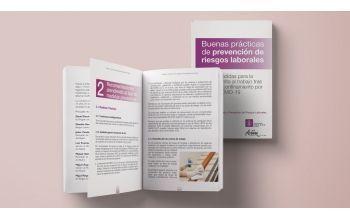 Guía con recomendaciones para la vuelta al trabajo tras el confinamiento por COVID-19
