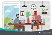 6 Consejos Básicos para trabajar desde casa evitando riesgos
