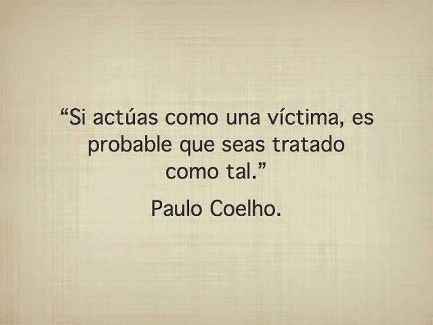 victimismo