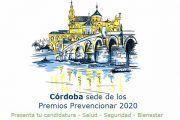 Córdoba sede de los Premios Prevencionar 2020