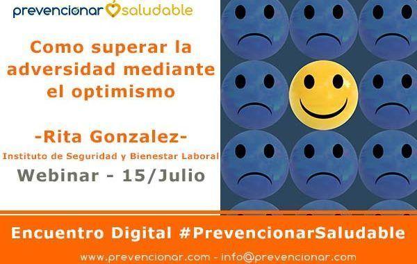Como superar la adversidad mediante el optimismo #PrevencionarSaludable