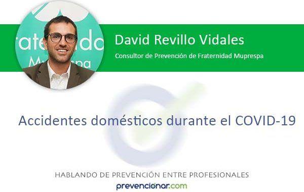 Accidentes domésticos durante el COVID-19