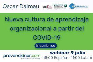 Nueva cultura de aprendizaje organizacional a partir del COVID-19