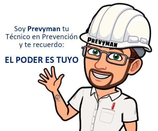 Nace PREVYMAN