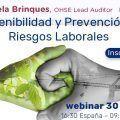Sostenibilidad y Prevención de Riesgos Laborales