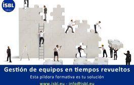 Píldora Formativa – Gestión de equipos revueltos – 50 plazas gratuitas