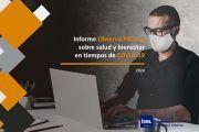 El 59% de los trabajadores ha experimentado irritabilidad por trabajar en casa fuera del horario laboral durante el COVID-19