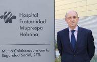 El Dr. José Francisco Fabregat, nuevo gerente del Hospital Fraternidad-Muprespa Habana