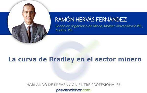 La curva de Bradley en el sector minero