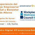La experiencia del Consejo Empresarial de Salud y Bienestar de México