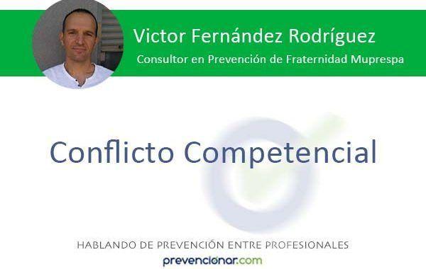 Conflicto Competencial