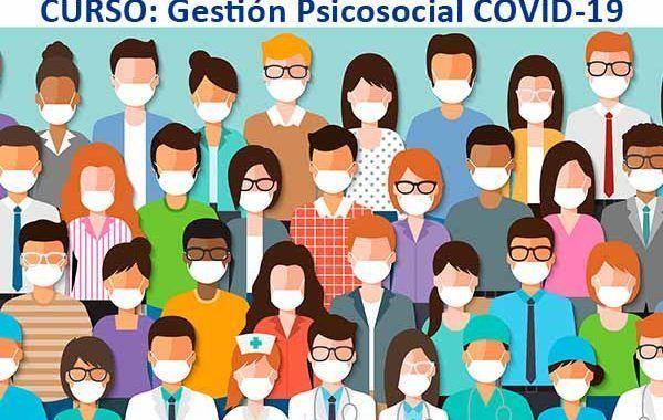 Curso: Gestión Psicosocial del COVID-19