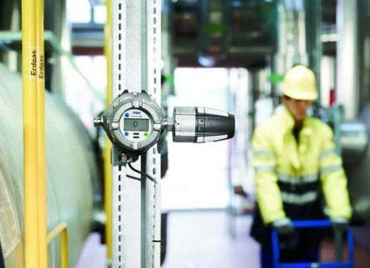 Dräger presenta un nuevo sensor por ultrasonidos que detecta antes las fugas de gas, gracias al sonido que éstas generan