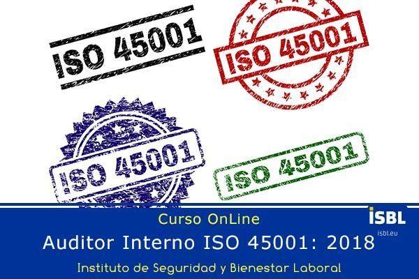 Auditor Líder ISO 45001: 2018