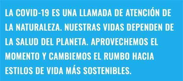 El momento del cambio es ahora #ActúaAhora