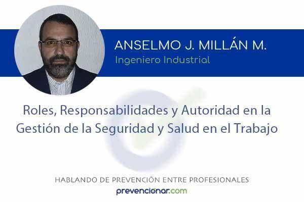 Roles, Responsabilidades y Autoridad en la Gestión de la Seguridad y Salud en el Trabajo