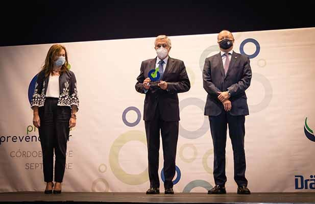 D. Amalio Sánchez Grande: Premio Prevencionar 2020