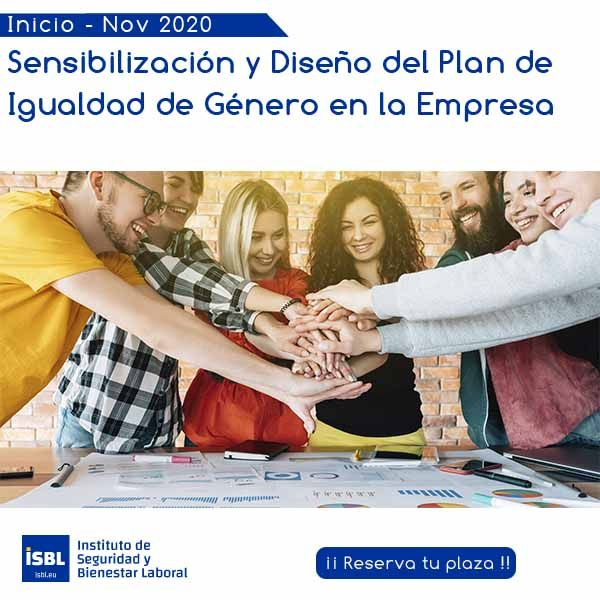 Sensibilización y Diseño del Plan de Igualdad de Género en la Empresa